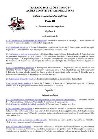 60f20bf83e TRATADO DAS AÇÕES -PONTES DE MIRANDA.TOMO 4 by PROTÁSIO VARGAS - issuu