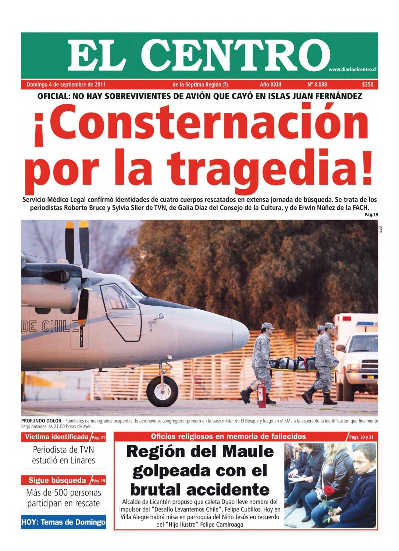 diario 04-09-2011 by Diario El Centro S.A - issuu 8a83a15ba5c