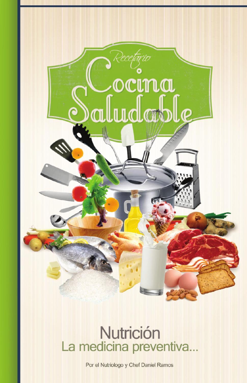 Recetario De Cocina.Recetario Cocina Saludable By Rickytberumen Issuu