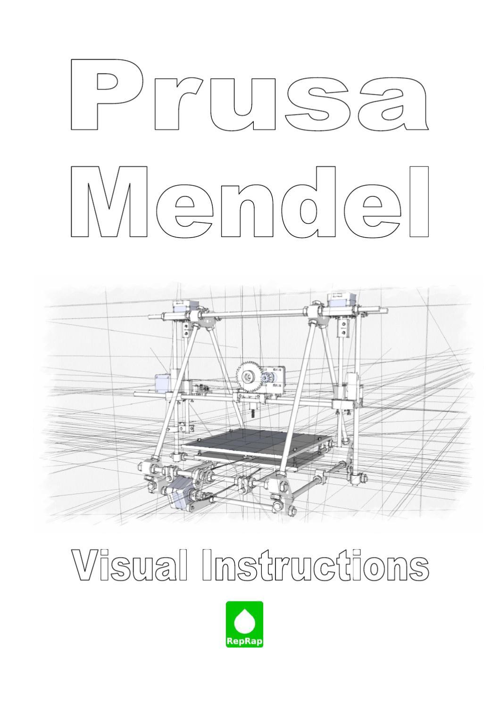 Prusa Mendel Visual Instructions By Gary Hodgson Issuu Reprap Wiring Diagram