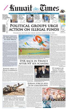 cf5fa80c9dac 5 Sep by Kuwait Times - issuu