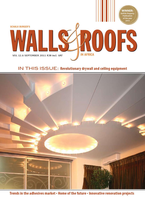 Walls & Roofs Jnl 6/11