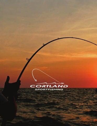 1a78634290d4 CORTLAND - Catalogo Fishing 2011 by JOHNNY LARRI - issuu