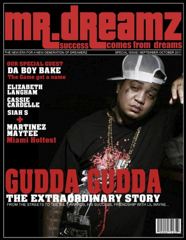 MR DREAMZ MAGAZINE GUDDA GUDDA issue by Mr Dreamz Magazine - issuu