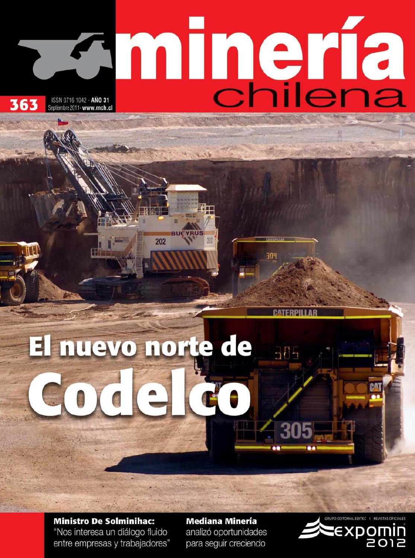 El nuevo norte de Codelco by Editec - issuu
