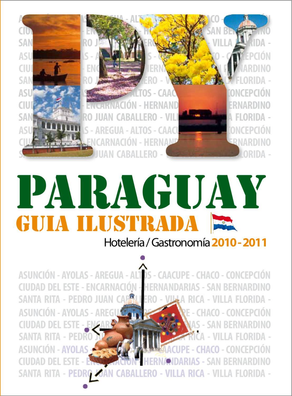 Guia Ilustrada Hoteleria Py 2012 By Juan Bai Issuu # Muebles Narciso Caaguazu