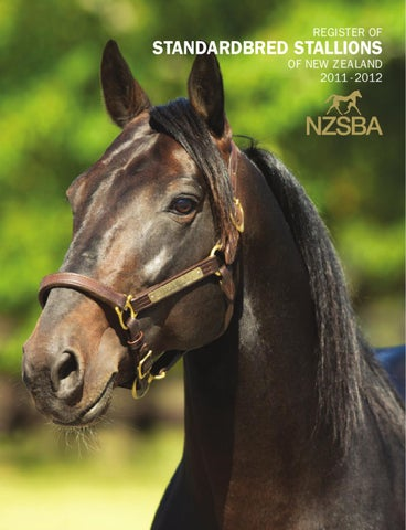 80be423c36b04c Register of Standardbred Stallions of New Zealand by New Zealand ...