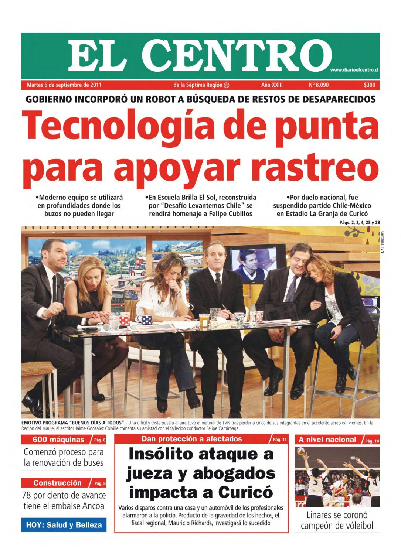 diario 06-09-2011 by Diario El Centro S.A - issuu 03fda7e2f39