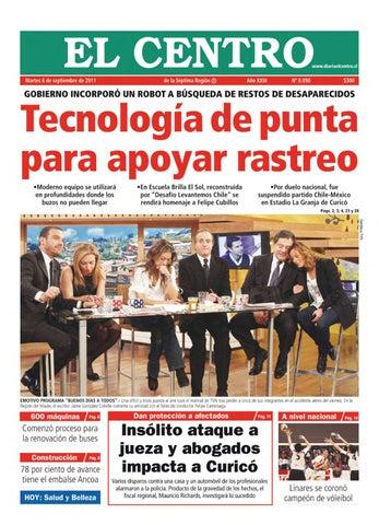 diario 06-09-2011 by Diario El Centro S.A - issuu fe93074b351