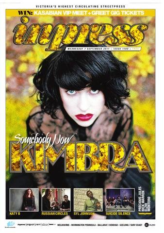 5b2787f035fc Inpress Issue  1190 by TheMusic.com.au - issuu