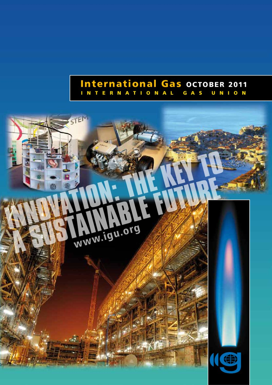 International Gas 2011 - Autumn Edition by International