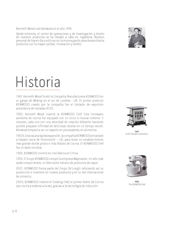Libro de Recetas KENWOOD by Eduardo Santiago - issuu