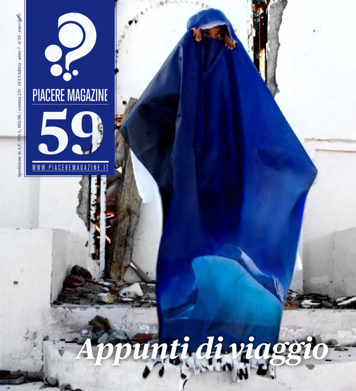 Piacere Magazine n.59 Settembre 2011 by PM Piacere