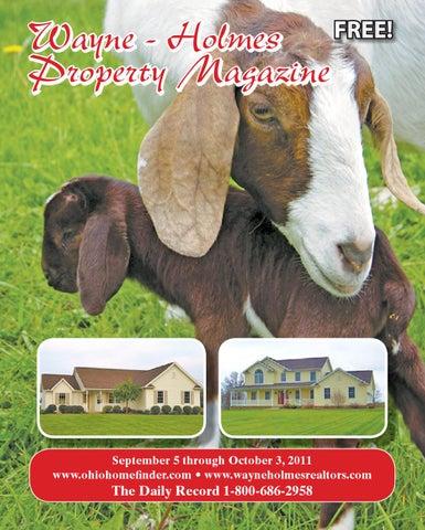 Wayne-Holmes Property Magazine - September 2011
