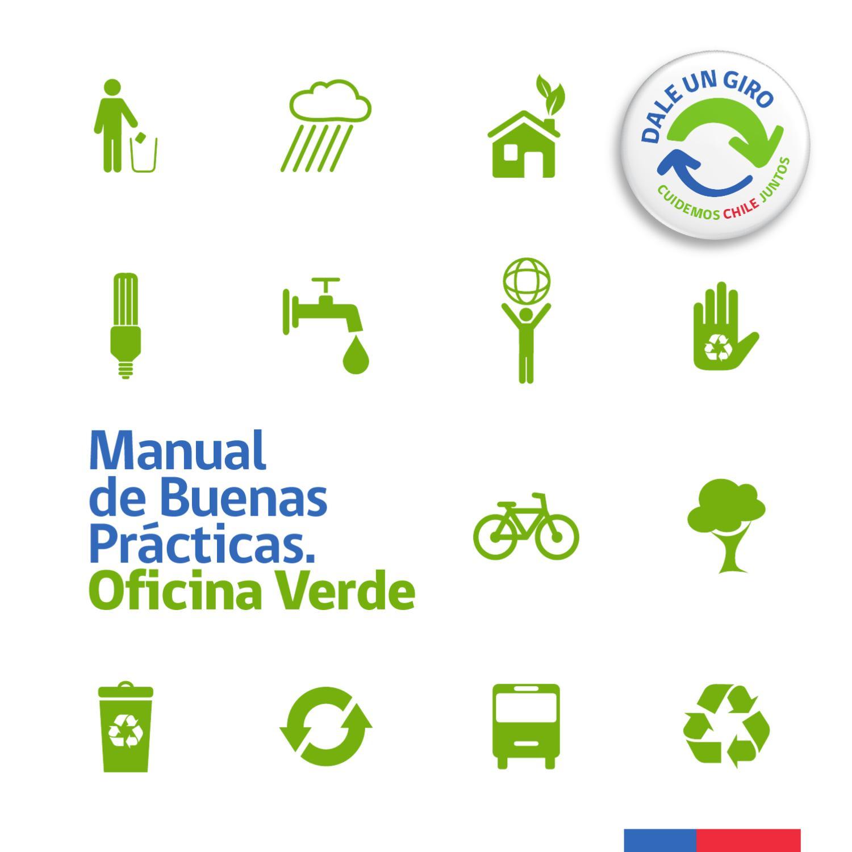 Manual de buenas pr cticas oficina verde by ministerio for Oficina de medio ambiente