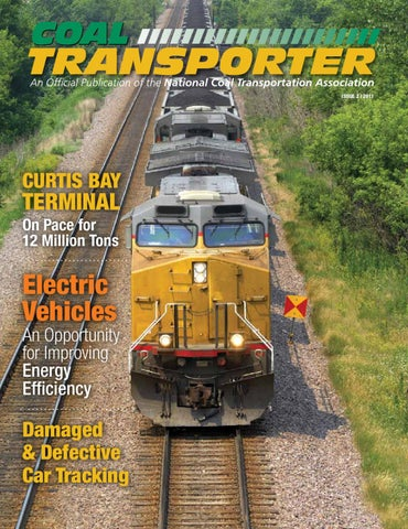 NCTA Issue 2, 2011 By National Coal Transportation Association   Issuu