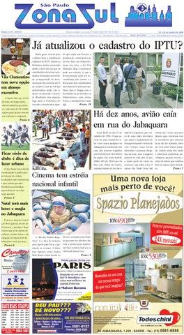 3e9ea64cef ITAIM NEWS - Edição 1172 - São Paulo, 20 a 26 de outubro de 2018 by ...