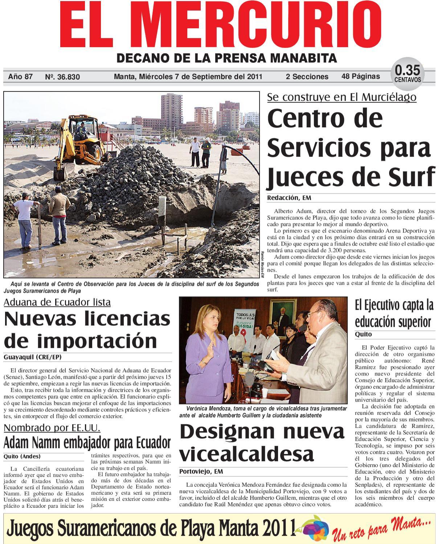 7sep2011 by Diario El mercurio - issuu