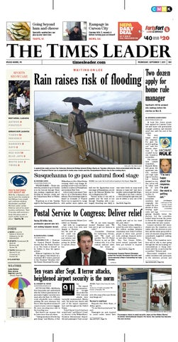 8806e176fd Times Leader 09-03-2011 by The Wilkes-Barre Publishing Company - issuu
