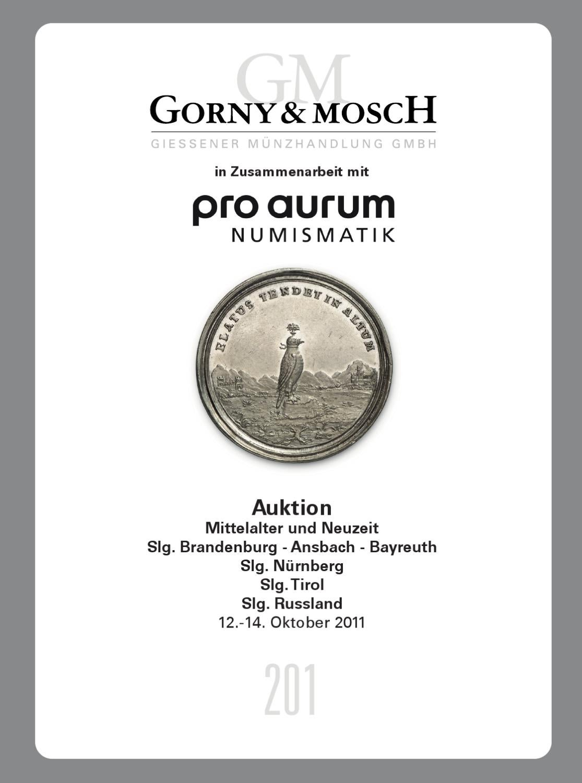 Gorny Mosch Auktionskatalog 201 By Gorny Mosch Giessener