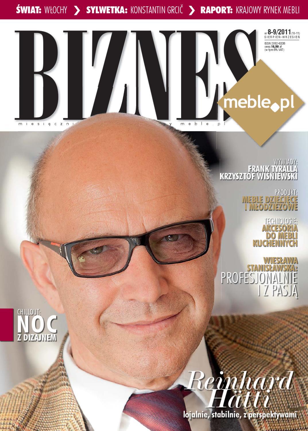 BIZNES meble.pl by Wydawnictwo meble.pl sp. z o.o. - issuu