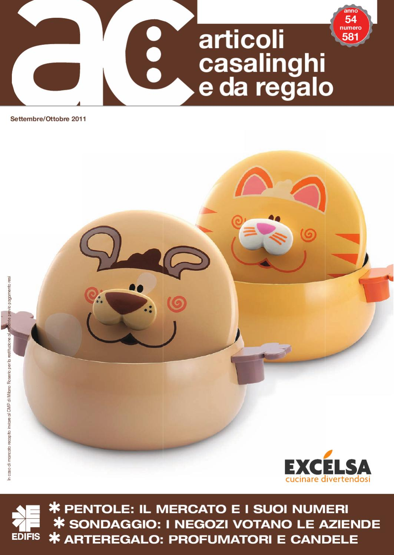 Flonal Lavora Con Noi ac articoli casalinghi e da regalo 2011 09/10 by edifis - issuu