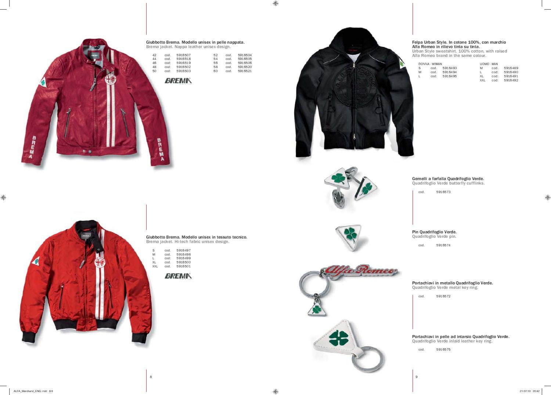 Marchandising Alfa By Garage De Champsec Interpromotion Sa Issuu Romeo Sweatshirt