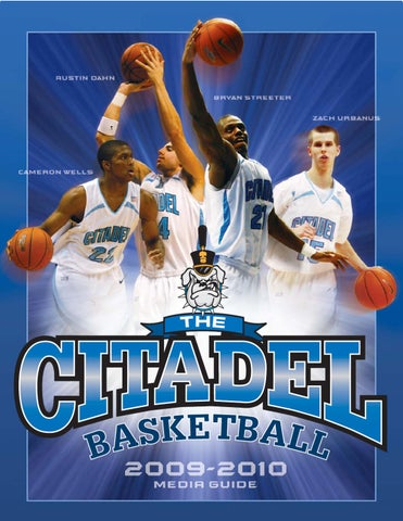 72a91f927eb8 2009-10 The Citadel Basketball Media Guide by Jon Cole - issuu