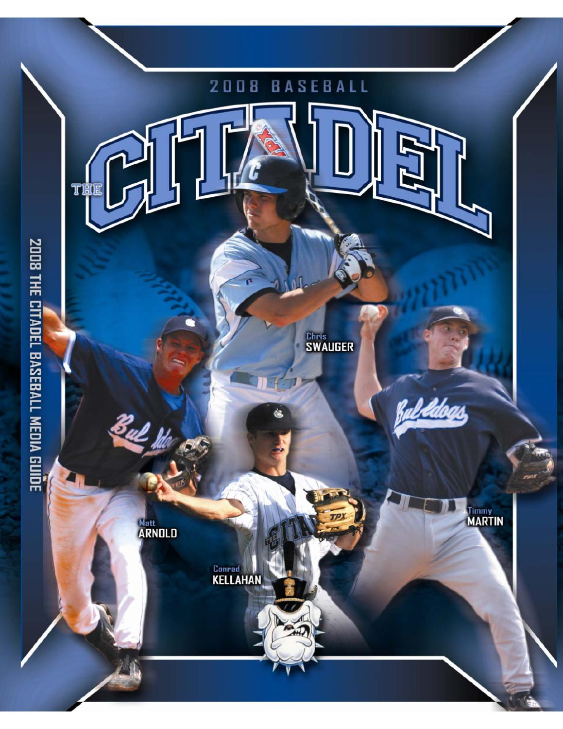 bad93b190aa91 2008 Baseball Media Guide by Jon Cole - issuu
