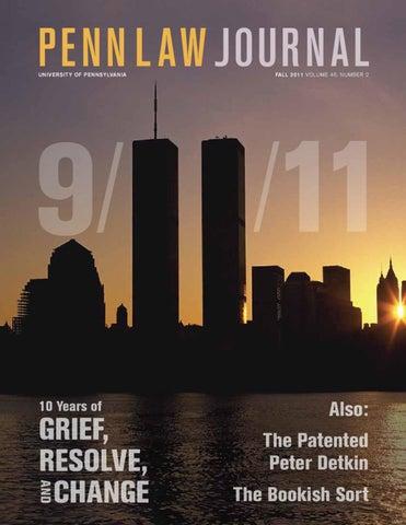 Penn Law Journal Fall 2011 By Penn Law Issuu
