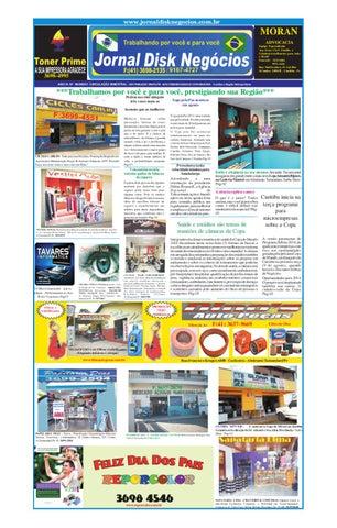 f6cedad0c Jornal Disk Negocios by rose Motta - issuu