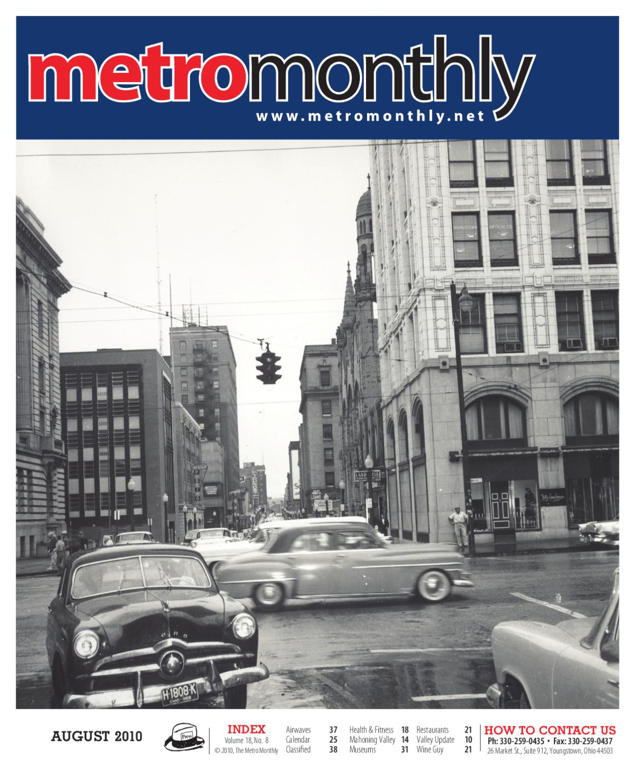 Metro Monthly AUG 2010 by Metro Monthly - issuu
