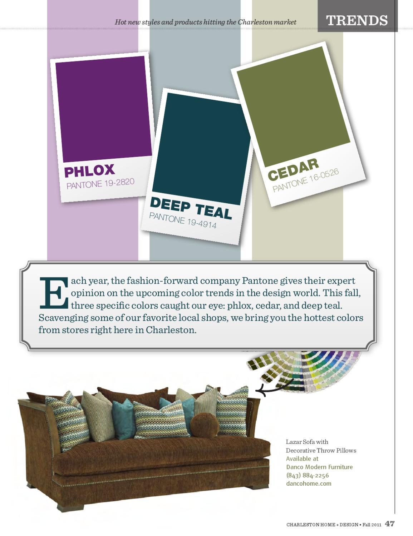 Charleston home design magazine fall 2011 by - Charleston home and design magazine ...