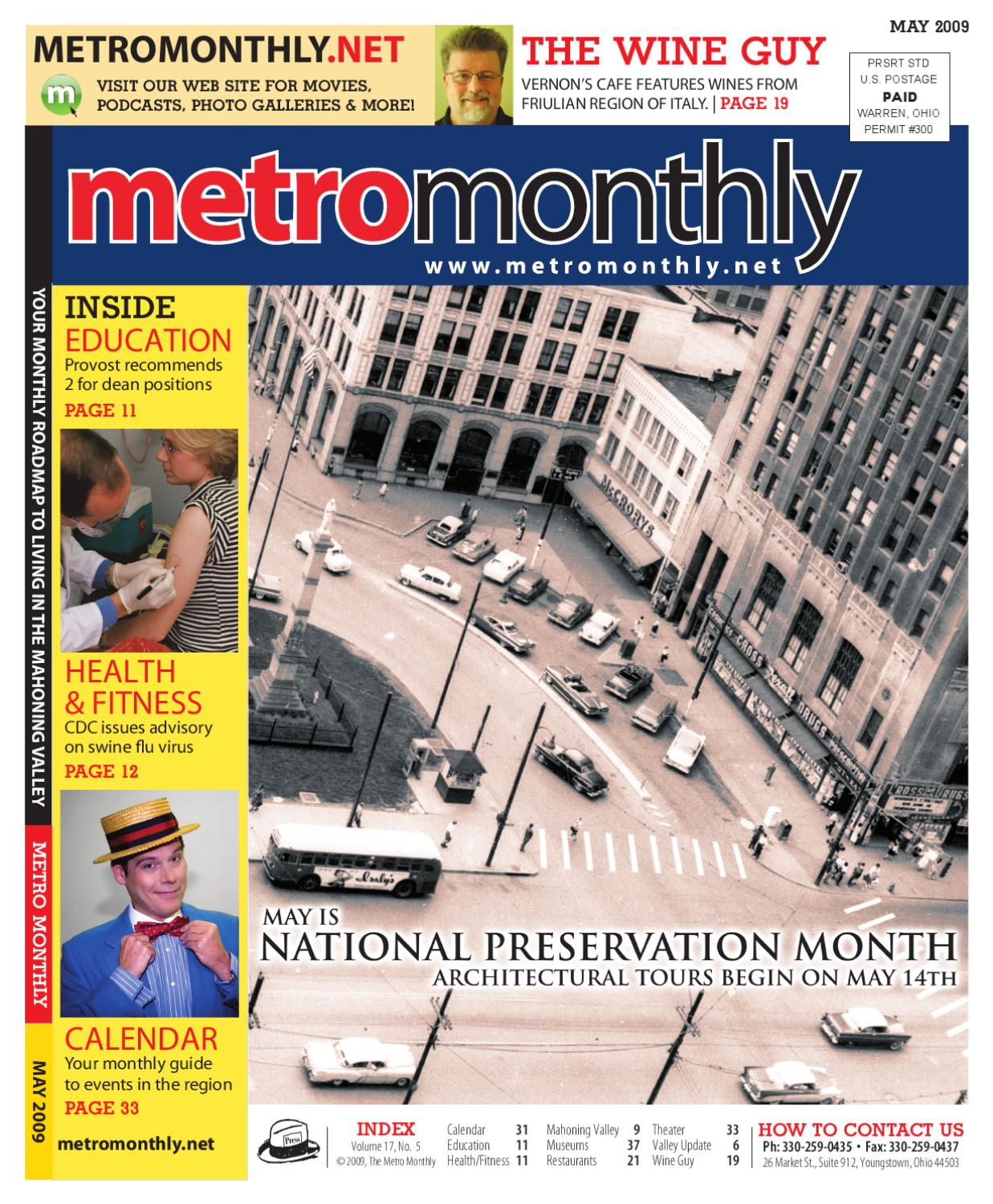 Metro Monthly May 2009 By Metro Monthly Issuu