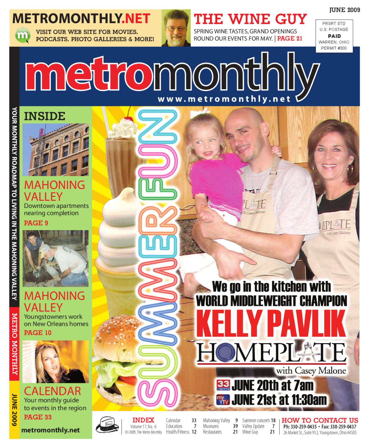 136048de9 Metro Monthly - JUN 2009 by Metro Monthly - issuu