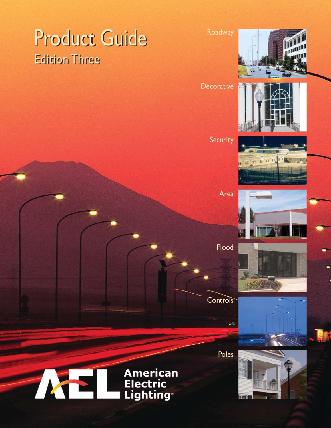 & American Electric Lighting Catalog by Alcon Lighting - issuu