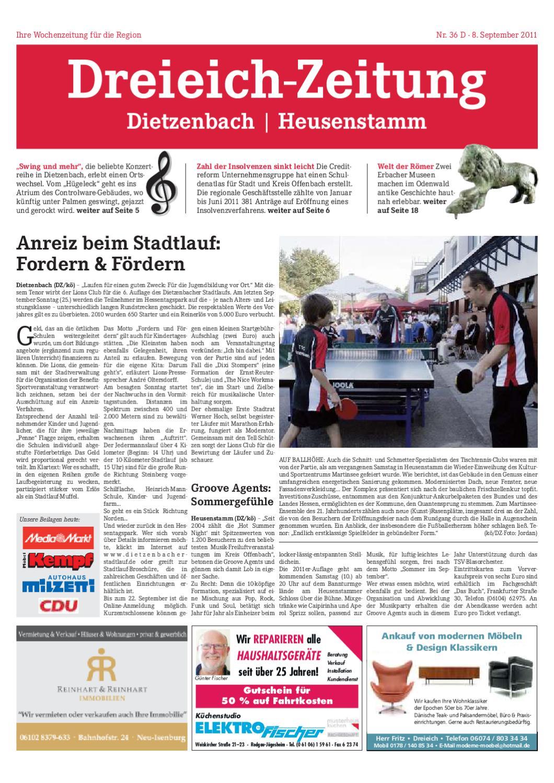 Dz Online D By Dreieich Zeitung Offenbach Journal Issuu