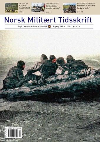 norsk militært tidsskrift