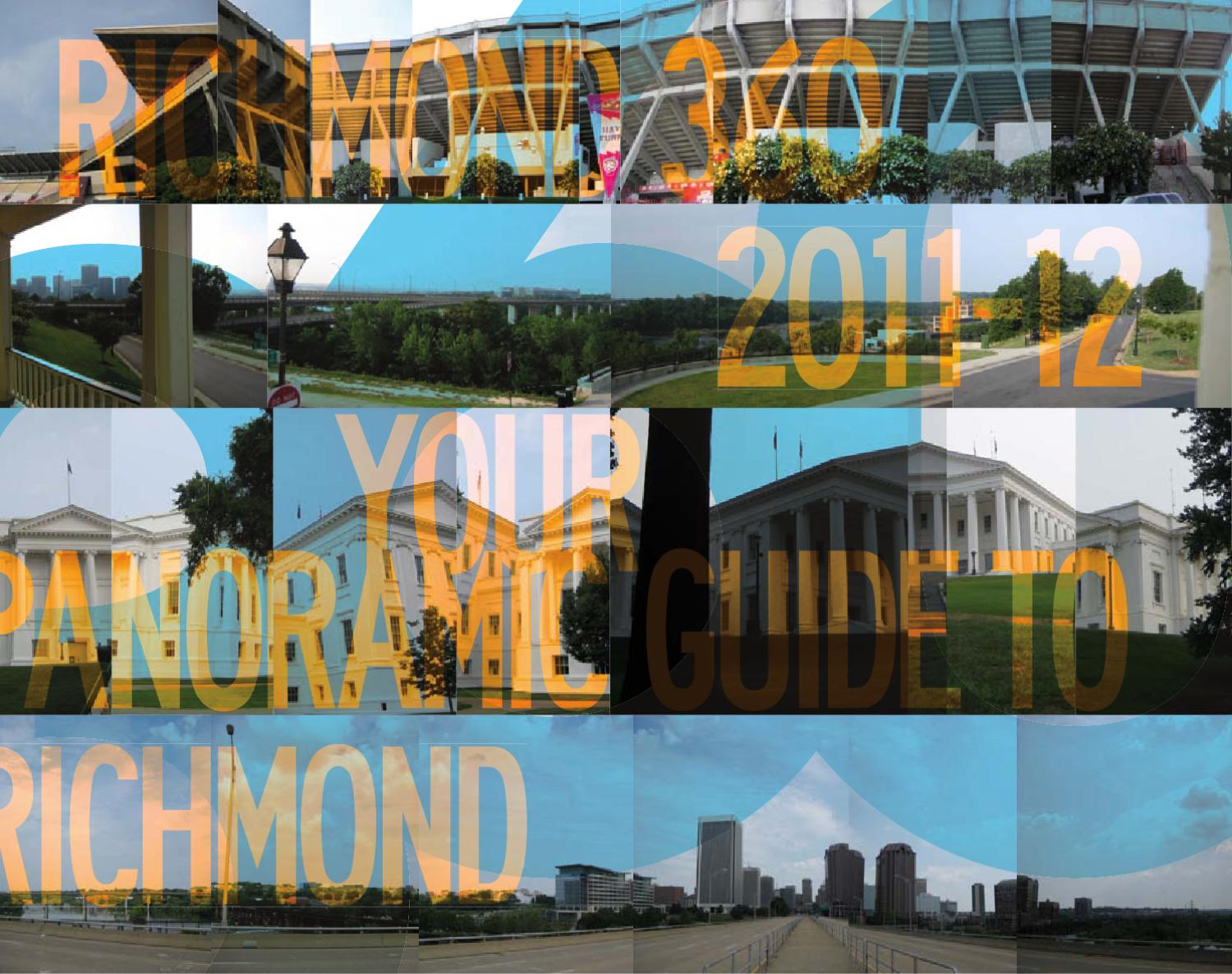 Richmond 360 2011/2012 by Style Weekly - issuu