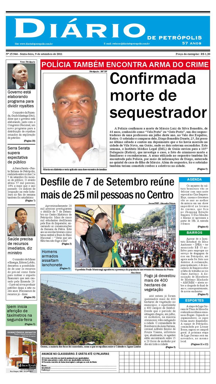 1abbf0db63 diariodepetropolis by Diário de Petrópolis - issuu