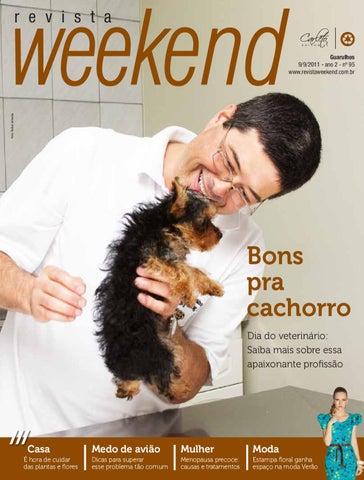 Revista Weekend - Edição 95 by Carleto Editorial - issuu 8c24e21a690