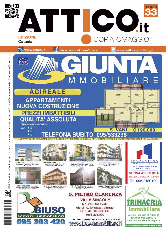 bc295bac3b Attico Catania by B&P Editori - issuu