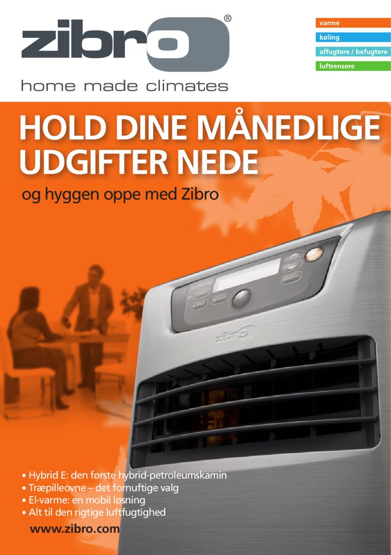 Nieuw Zibro Efterår Brochure 2011 by Zibro - issuu FN-35