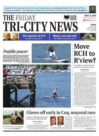 friday september 9 tricity news