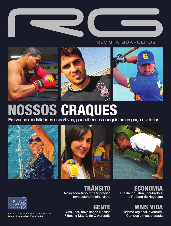 fbca1edd2 Revista Guarulhos - Edição 39 by Carleto Editorial - issuu