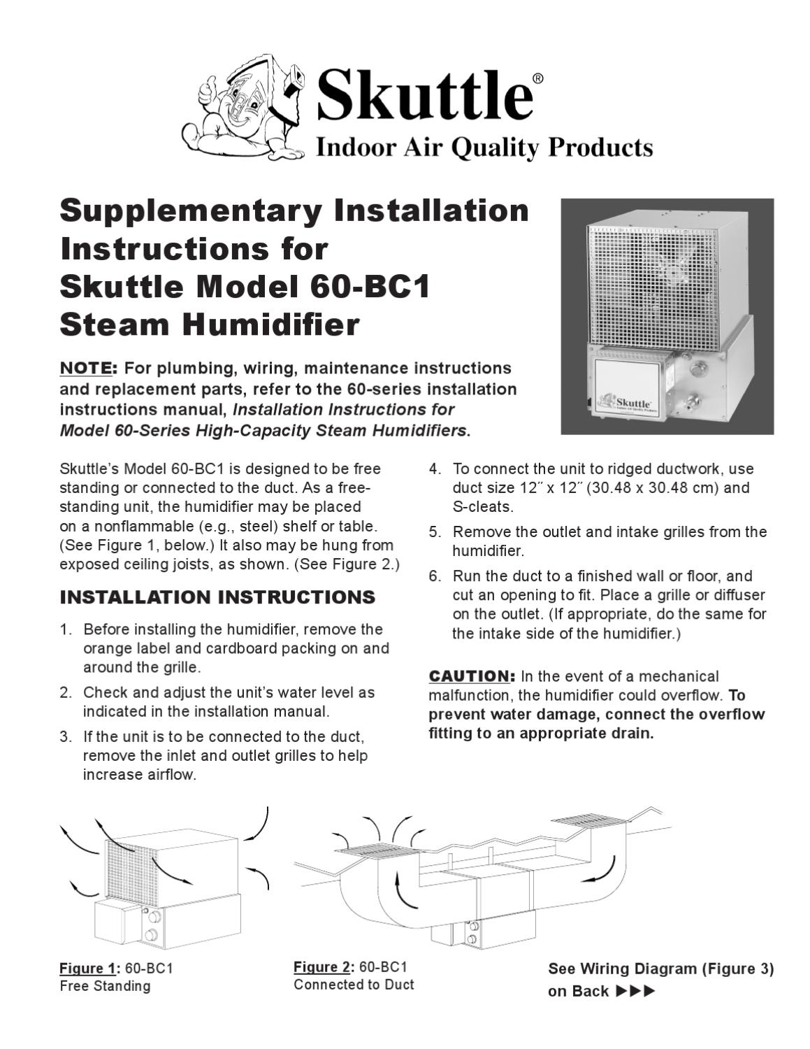 skuttle humidifier wiring diagrams   34 wiring diagram