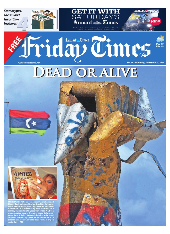 591ef1a3a0ff6 9 Sep by Kuwait Times - issuu