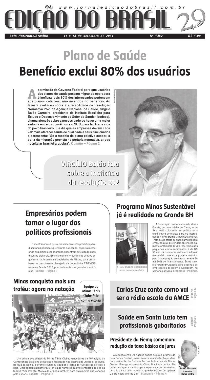 jornal Edição do Brasil by Julho Editorial - issuu 73e31a0a83