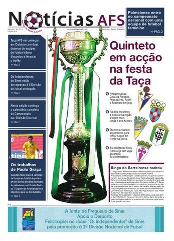 Notícias AFS 6 by Notícias AFS - issuu 3b74ec1f1ddfa