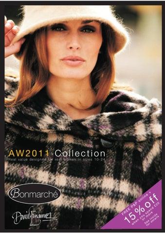 b35a0864c6915 Bonmarche Fashion Catalogue - Autumn Winter 2011 by Bonamrche - issuu
